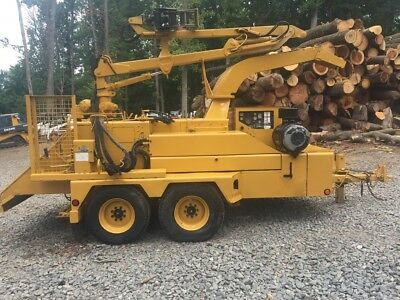 Vermeer BC2000 Chipper w/grapple (#2008)