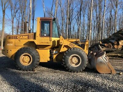 Case 621ZF Wheel Loader (#851)