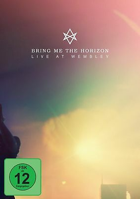 Bring me The Horizon - Live at Wembley (NEW DVD) Official Stock Gift Idea