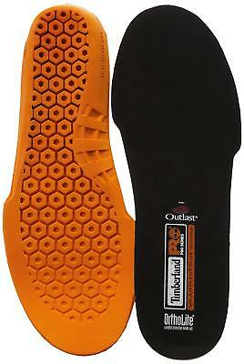 Timberland PRO Men's Anti Fatigue Technology Replacement Insole,Orange,Small/6-7