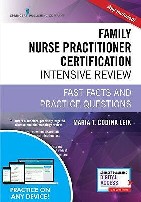 NEW Family Nurse Practitioner Certification Intensive Review, 3e with APP