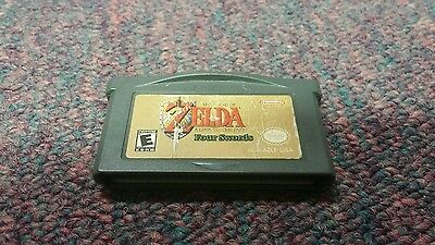 Legend of Zelda A Link to the Past (Nintendo Game Boy Advance, 2002)