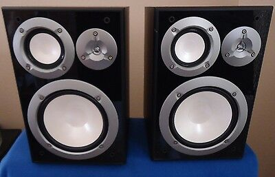 Yamaha NS-6490 Bookshelf  Speakers, See Video !