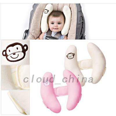 Baby Travel Car Seat Soft Pillow Stroller Cushion Head Neck Support AU Local