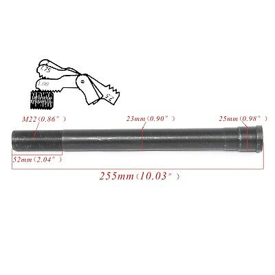 255mm Column Shaft Spindle For Dirt Bike Triple Tree Clamp For KTM 250 Motocycle