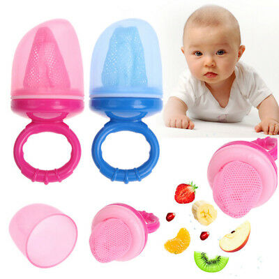 Baby Nipple Feeder Silicone Pacifier Fruits Feeding Supplies Soother Nipples