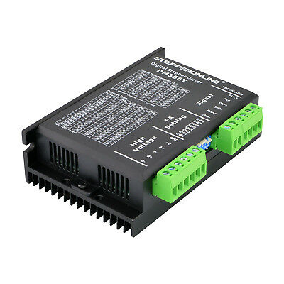 Digital Stepper Motor Driver 1.8~5.6A 20-50VDC for Nema 23,24 Stepper