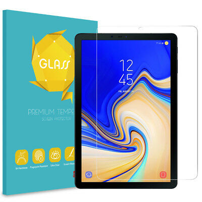 Fintie Tempered Glass Screen Protector for Samsung Galaxy Tab S4 10.5 inch 2018