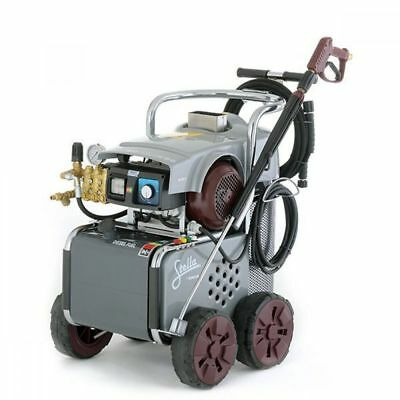 IDROBASE Stella 1500PSI 7.5HP Hot Water Pressure Washer