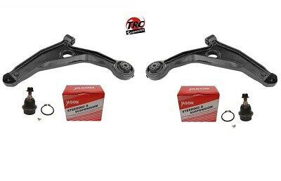 Front Left + Right Control Arm + Ball Joint - Chrysler Sebring 2007-11