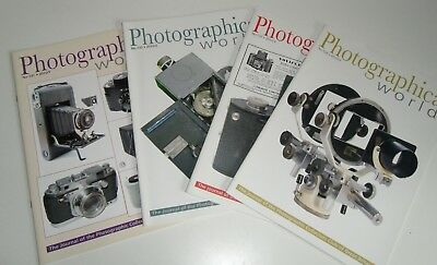 Photographica World Magazine - 4 Issues 2010 - Nos. 131, 132, 133, and 134