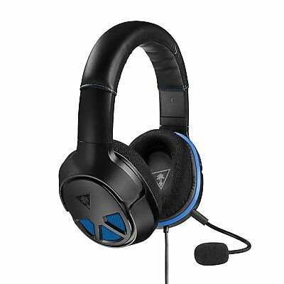 Turtle Beach Recon 150 PlayStation 4 Gaming Headset Wired in Black