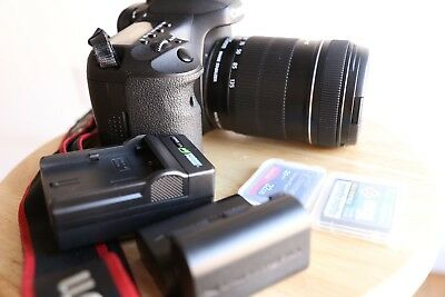 My Beloved Canon EOS 7D DSLR Camera (w/ EF-S IS 18-135mm Kit Lens)