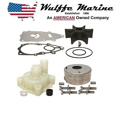 New Yamaha Outboard Water Pump Impeller Kit 225-250 4 Stroke 18-3515