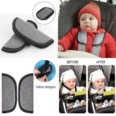 Accmor Infant And Baby Car Seat Strap Covers Stroller Belt
