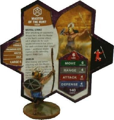 Master of the Hunt- Moltenclaw's Invasion New