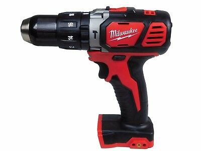 """NEW Milwaukee 2607-20 M18™ Compact 1/2"""" Hammer Drill/Driver"""
