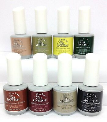 IBD Just Gel Polish - SERENGETI SOUL Fall/Winter 2018 Collection- Pick Any Color
