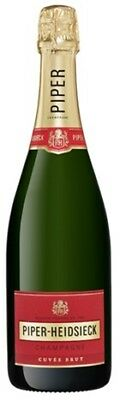 Piper-Heidsieck Brut NV Champagne 750mL ea - Sparkling Wine - Origin France