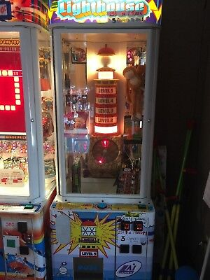 Lighthouse Redemption Arcade Game
