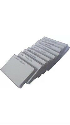 25 Keycards Proximity Prox Card Works With HID ISOProx 1326 1386 26-Bit H10301