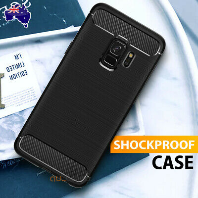 Shockproof Soft Shell TPU Heavy Duty Case Cover For Samsung Galaxy S10 S9