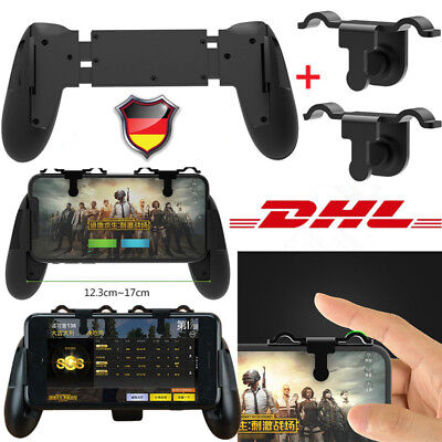Für PUBG Mobile Phone Gaming Trigger Controller L1R1 Shooter Spiel Gamepad #DHL