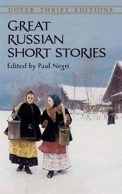 Great Russian Short Stories (Dover Thrift Editions), New Books