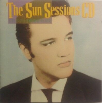 Elvis Presley - The Sun Sessions - CD