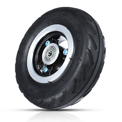 6X2 Inflation Tire Wheel Use 6'' Tire Alloy Hub 160mm Pneumatic Tyre Scooter