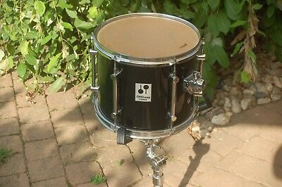 "Sonor Force 2001  - Tom Tom 13"" - schwarz - black - Drum -  Schlagzeug"