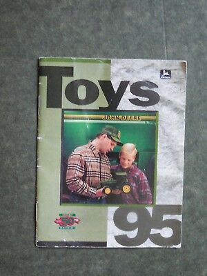 John Deere  Toy Brochure 1995