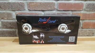 RollerGard Ice Hockey Skate Guards - Black Dragons Den - NEW OPEN BOX