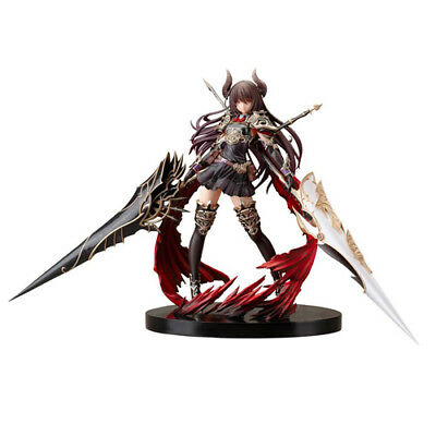 Anime Rage of Bahamut Dark Dragon Forte The Deroted 28cm Collect Figure CV652