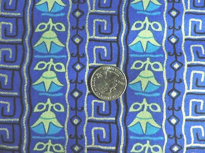 Andover Thunder Storm on Blue Quilter/'s Cotton By-the-Half-Yard M6699 45/""
