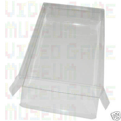 50 x New SNES / N64 Protection Case Super Nintendo / Snugg Fit Boxes.Box Sleeve
