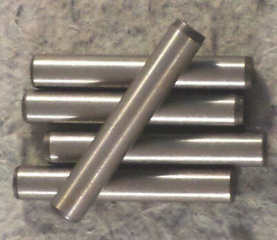"1//4/"" x 1/"" Alloy Dowel Pin P//N DPA04X016US /""Qty = 1 pk of 25"