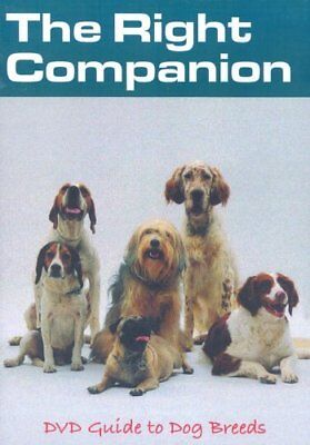 The Right Companion Visual Guide to Dog Breeds OFFICIAL UK Stock NEW Gift idea