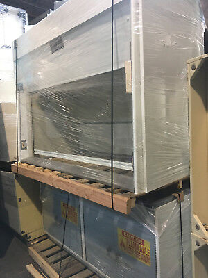 6' Kewaunee Supreme Air Fume Hood Excellent Condition with Bench