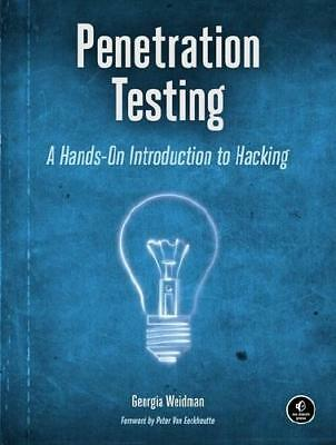 Penetration Testing by Georgia Weidman (author)