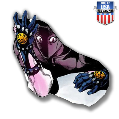 Jojo killer queen bites ze dusto Sticker Decal Laptop Car Window Art Vinyl 20577