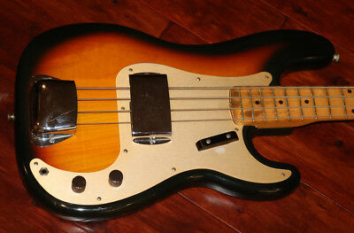 1958 Fender Precision Bass  (FEB0332)