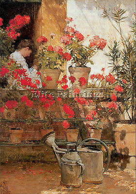 Childe Hassam 17 Artist Painting Reproduction Handmade Oil Canvas Repro Art Deco