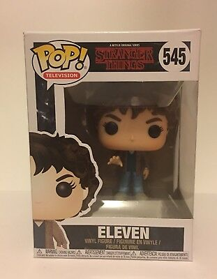 Funko Pop! Netflix Stranger Things Eleven Vinyl Figure (545)