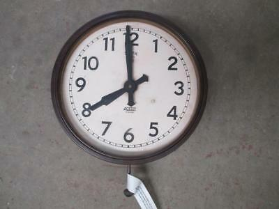 Wall clock, Smith Sectric, bakelite, vintage, rare