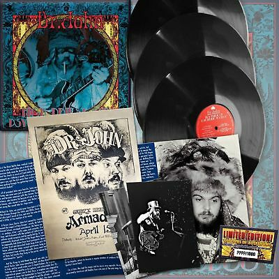Dr. John - High Priest Of Psychedelic Voodoo (3LP, Numbered Box, NEW, Sealed)