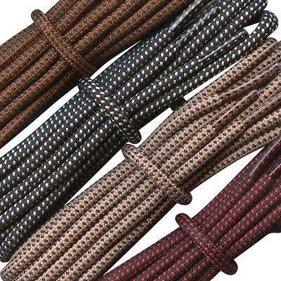 Shoe Laces for Walking Hiking  boots - 4 mm - Five Brasher / Berghaus designs