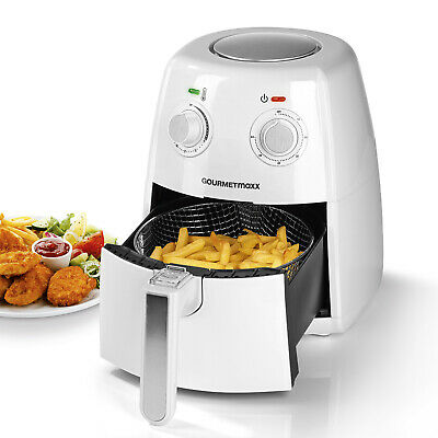 XL Fritteuse Air Chaud Friteuse Pommes Airfryer Gourmetmaxx Neuf