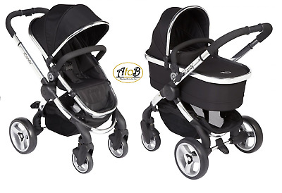 iCandy Peach 2 Stroller With Carrycot Black Magic