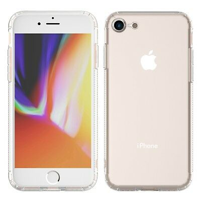 iPhone 7 Case Shockproof Transparent Ultra Thin AirCushion Clear Bumper Cover
